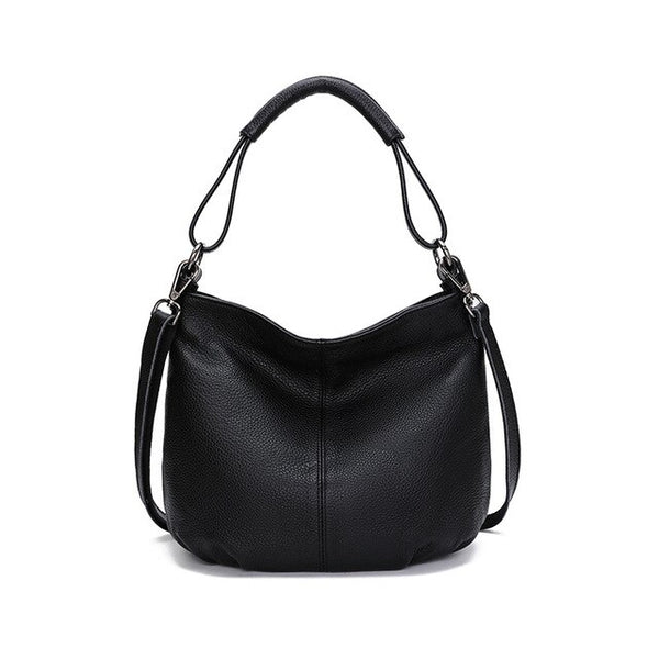 Jelena genuine leather cross-body handbag
