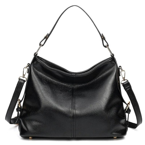 Cecily PU leather satchel handbag