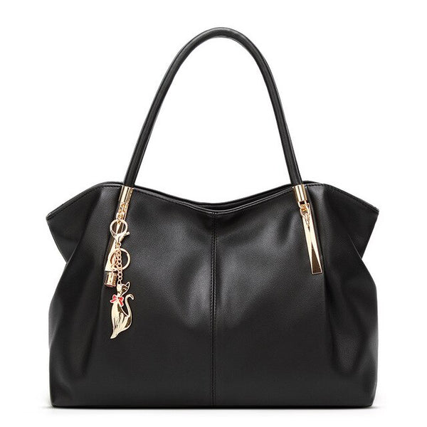 Thoko PU leather hobo handbag