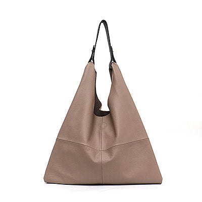 Isadora genuine leather hobo handbag