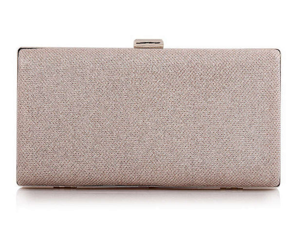 Naime polyester clutch bag