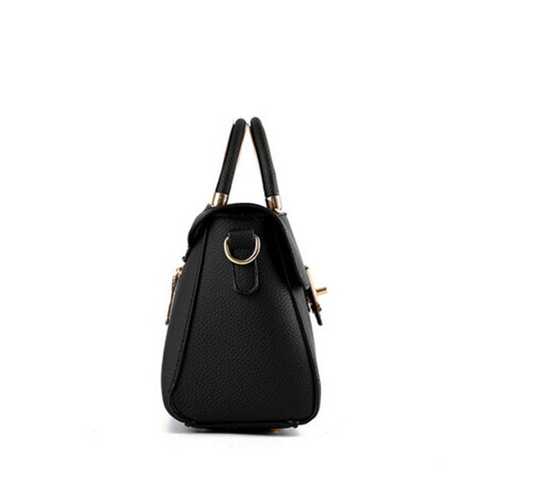 Tadala PU leather shoulder bag