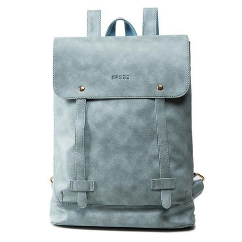 Raisa PU leather backpack