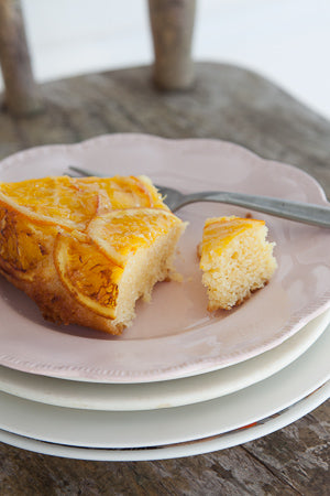 ORANGE & MACADAMIA CAKE