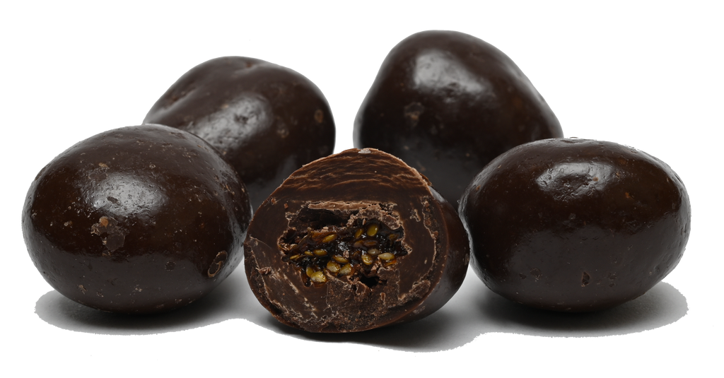 Inca Berries | Dark Chocolate Covered Duck Creek Macadamia