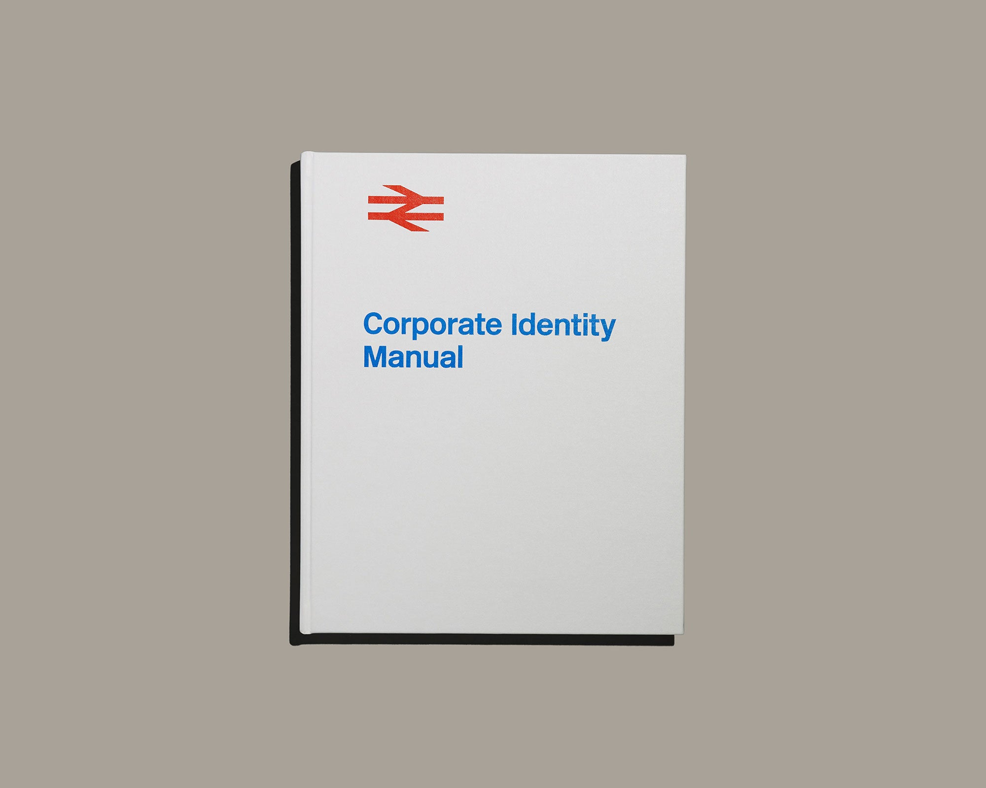 x1 Copy of the Manual - British Rail Corporate Identity Manual