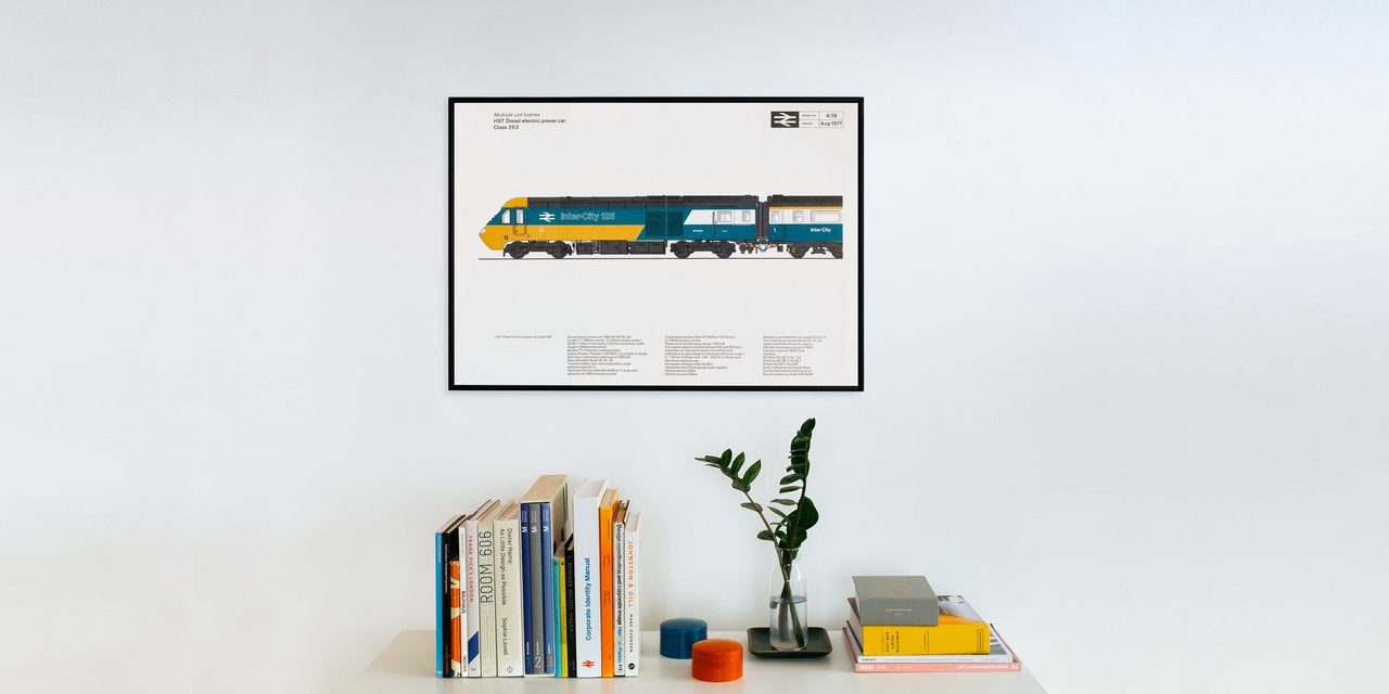 British Rail Manual - The Corporate Identity Manual Republished