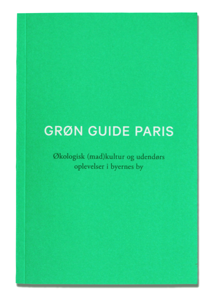 Grøn Guide Paris