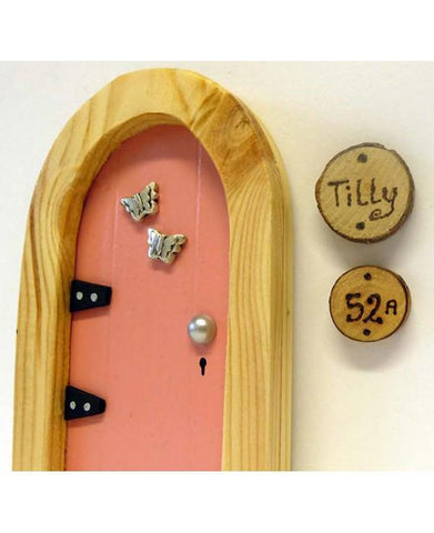 Irish Fairy Door Plaque