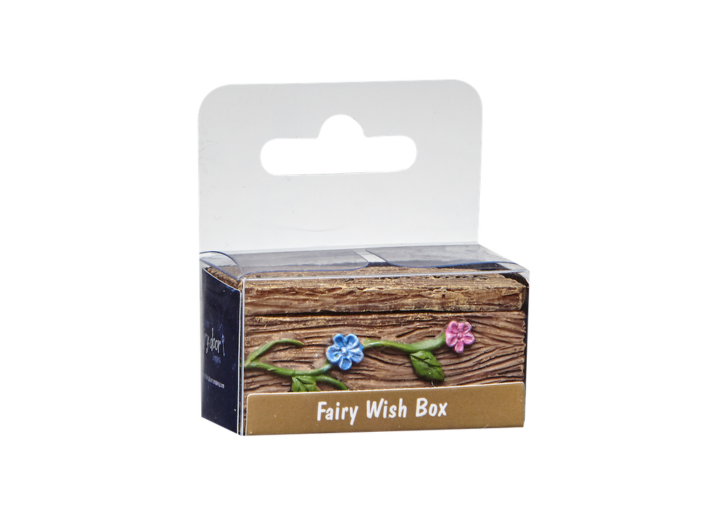 Flower Fairy Wish Box