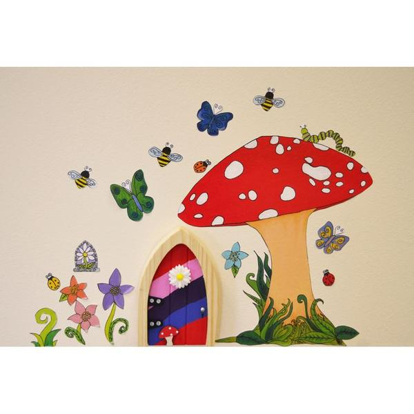 Fairy Door - Paint Your Own Door