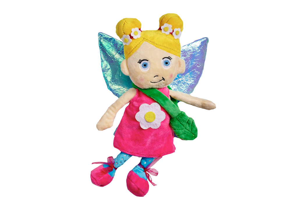 Four Fairy Friends Bundle