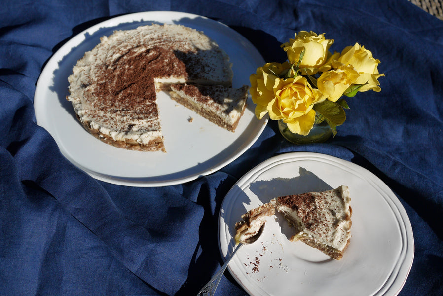 Raw Banoffee Pie recipe
