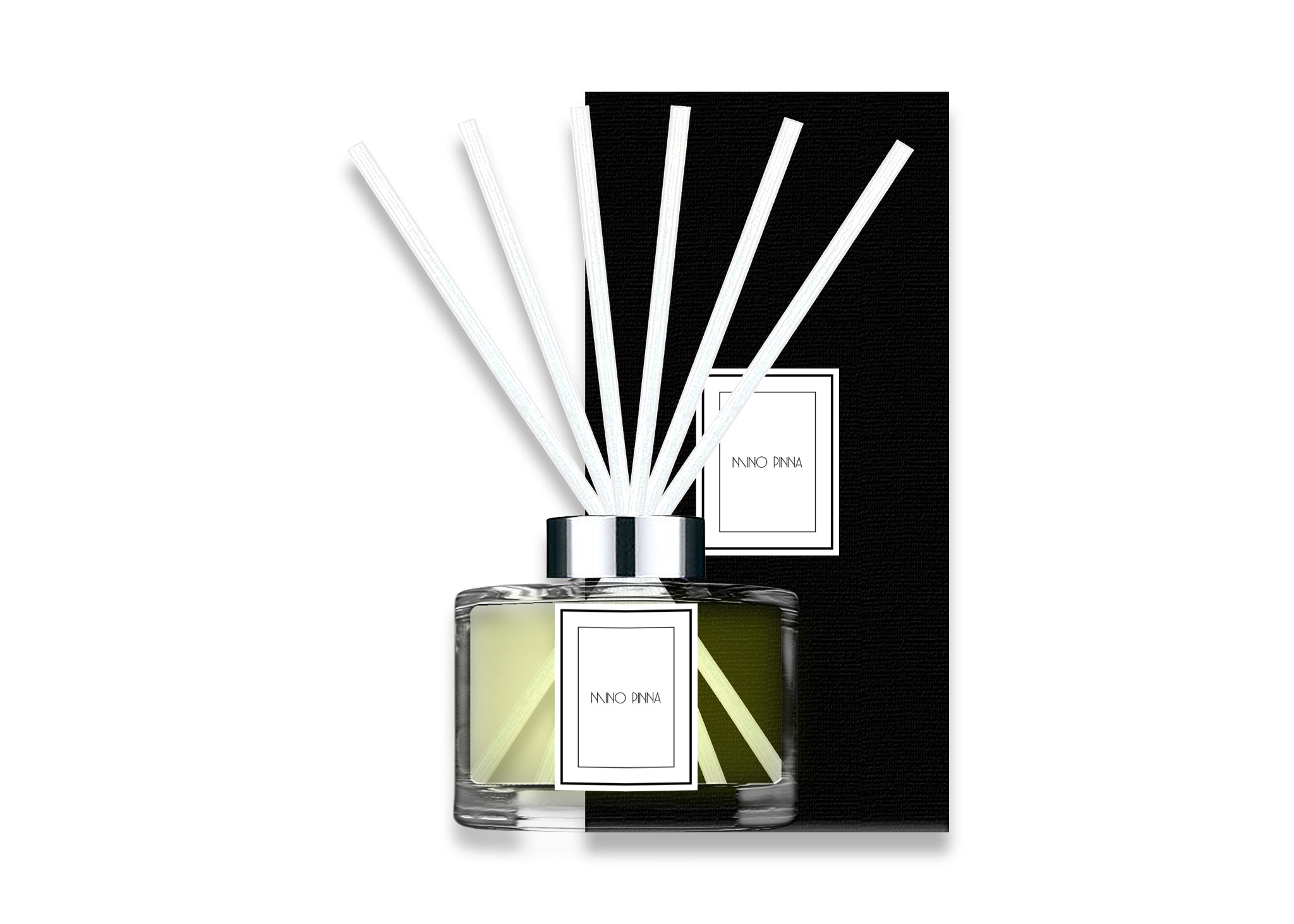 geranium mandarin and bergamot luxury diffusers white label