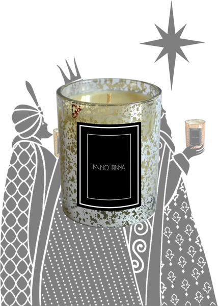 Frankincense - Christmas Candles - The Three Gifts | Mino Pinna