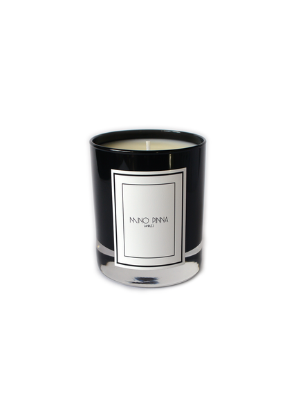 Patchouli & Vetiver - scented candle