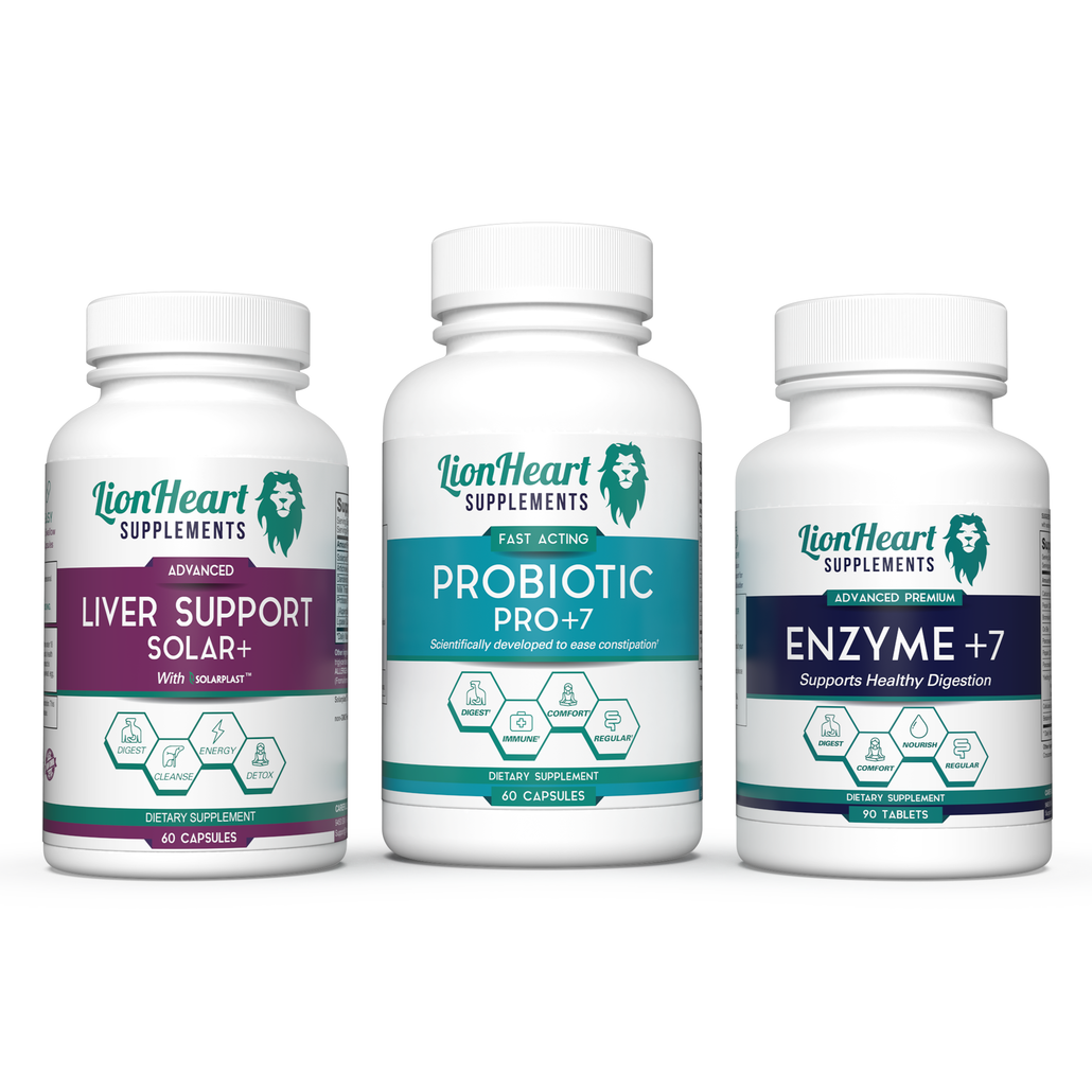 No Gallbladder Support Bundle