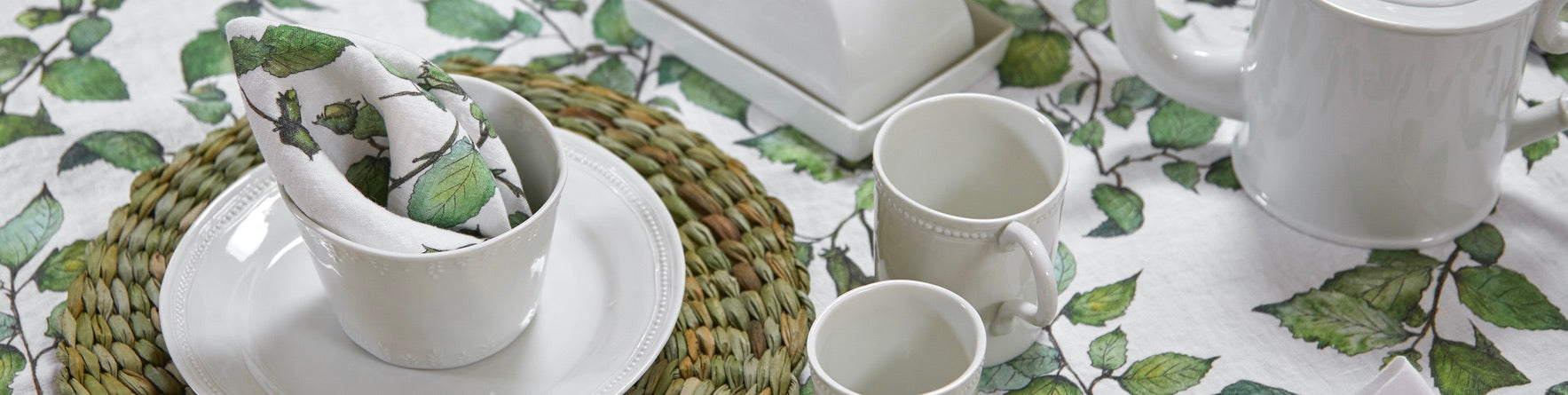 Woven Tableware