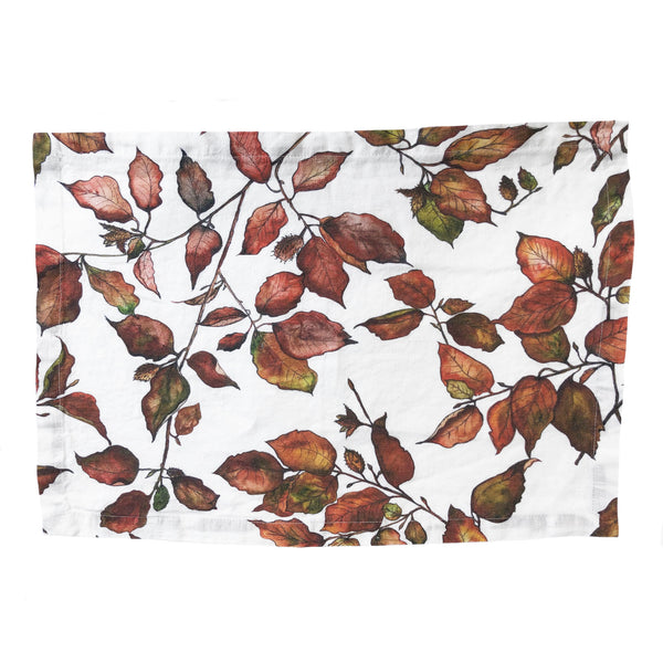 Copper Beech Linen Placemat