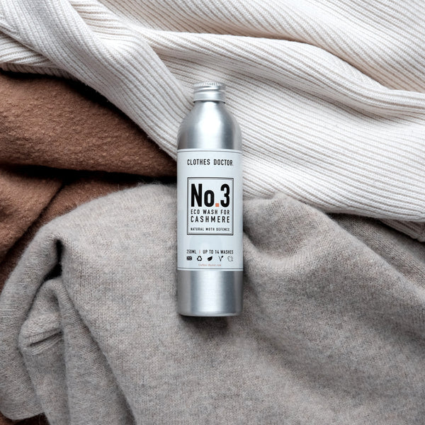 No 3. Cashmere & Wool Eco Wash - 500ml