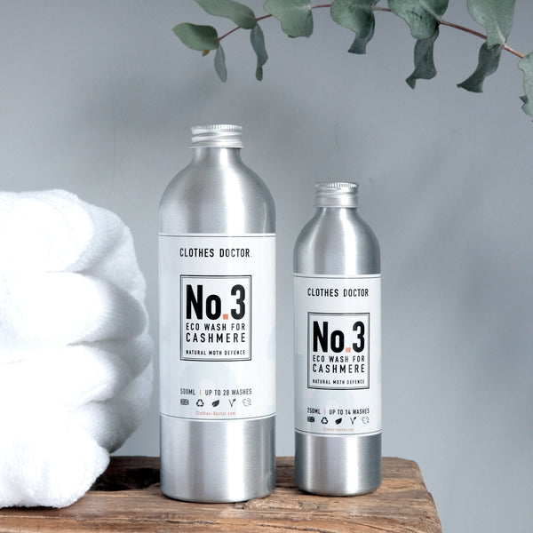 No 3. Cashmere & Wool Eco Wash - 250ml