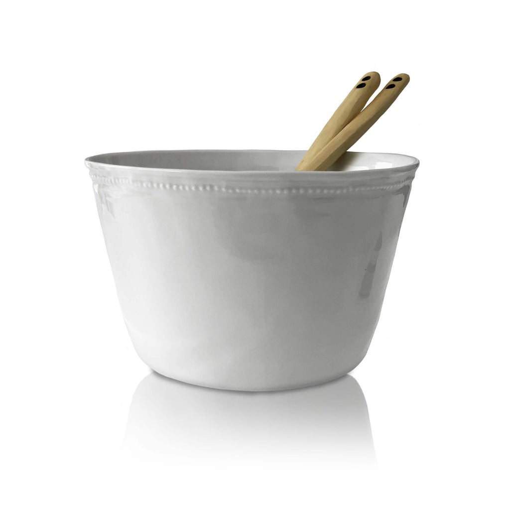 Dot Salad Bowl