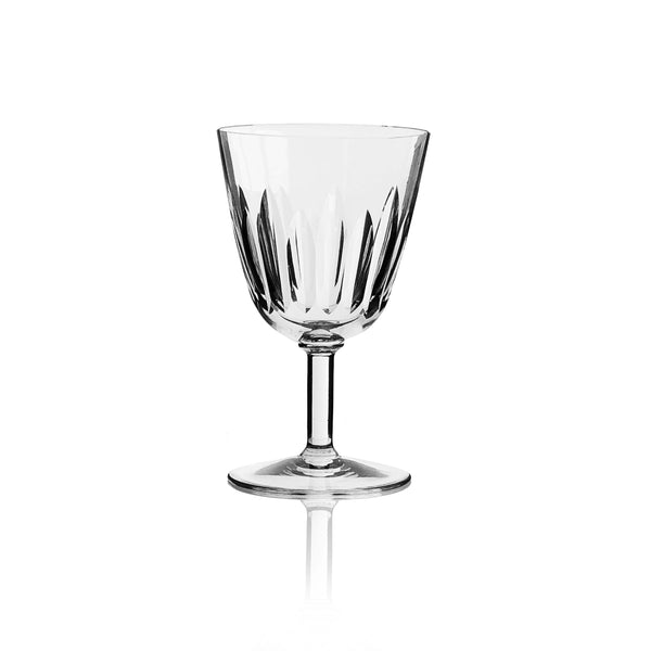 Suite of Baccarat Crystal 'Lorraine' Glasses
