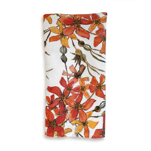 Wild Rose Napkins