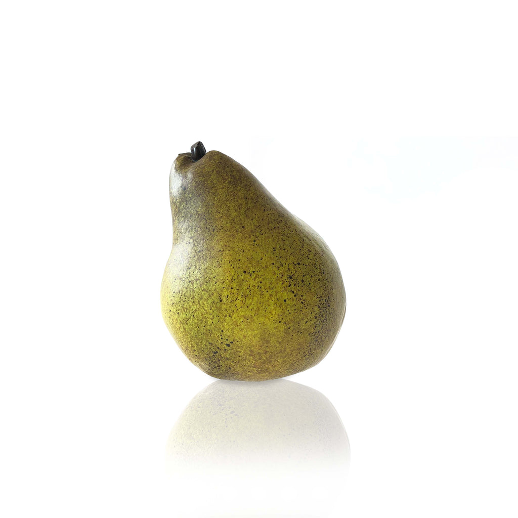 Hand Painted Decorative Pear