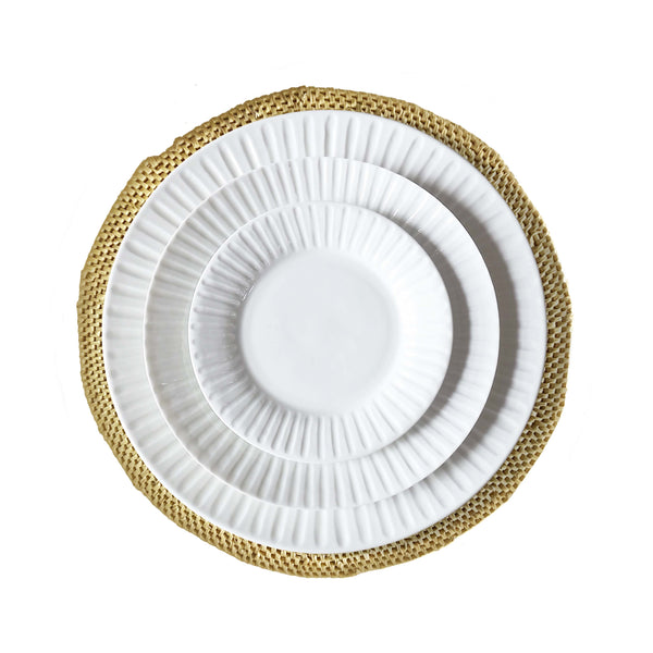 Natural Hand Woven Straw Placemat