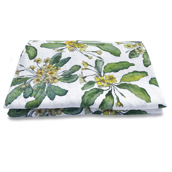 Primrose Linen Table Cloth