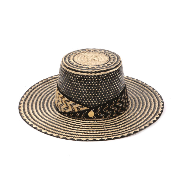 Sierra Black - Sun Hat