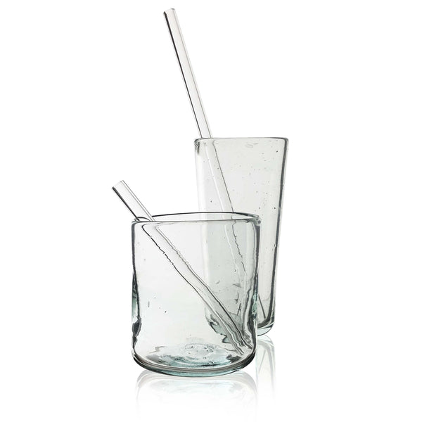 Cocktail straw set of 6