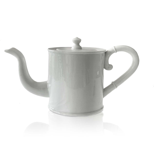 Simple Porcelain Teapot