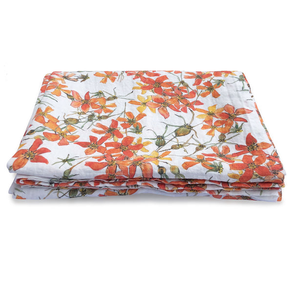 Wild Rose Table Cloth