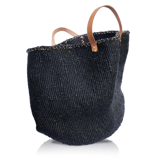 X-Large Basket Bag in Black