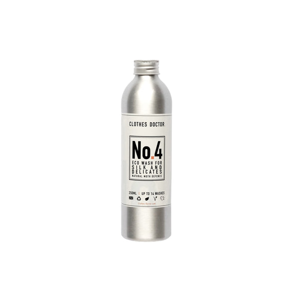 No 4. Silk & Delicates Eco Wash - 250ml
