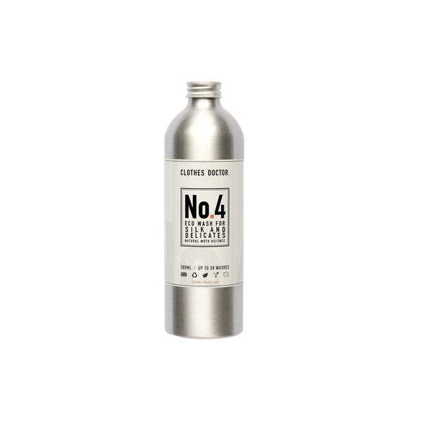 No 4. Silk & Delicates Eco Wash - 500ml