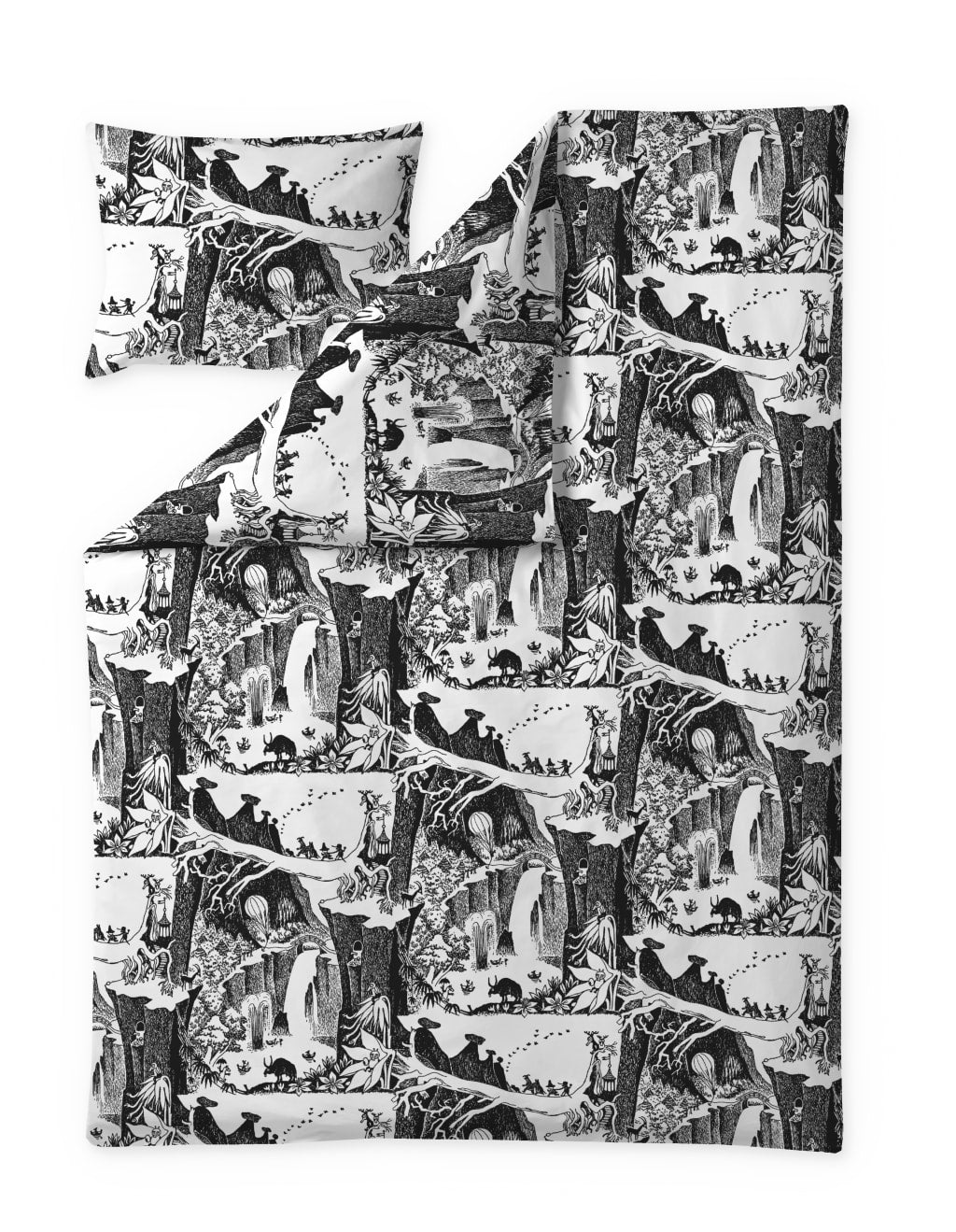 Adventure Moomin Duvet Cover Set