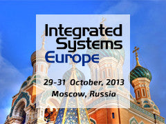 Integrated Systems Russia 2013 exhibition, Moscow