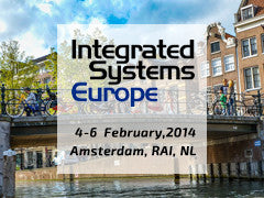 Integrated Systems Europe 2014 exhibition, Amsterdam