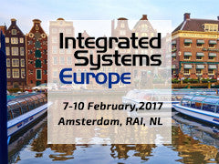 Upcoming trade fair - ISE 2017 - Amsterdam
