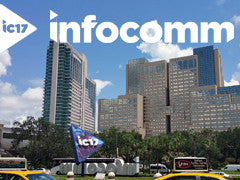 InfoComm 2017 in Orlando, Florida.