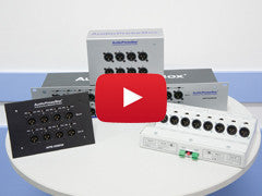 AudioPressBox extenders and their use.