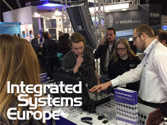 Live from Integrated Systems Europe 2017