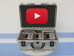 New portable AudioPressBox case bundle video