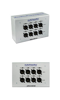 AudioPressBox-008 OW-EX, Audio Broadcasting