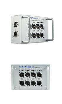 AudioPressBox - 008 SB-EX, Audiosplitter