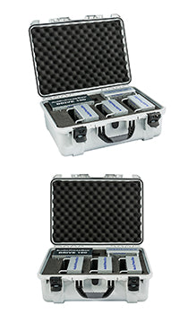 AudioPressBox - Portable PressBox Pack , Amp Mics