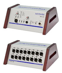 AudioPressBox-116 P, Microphone Splitter